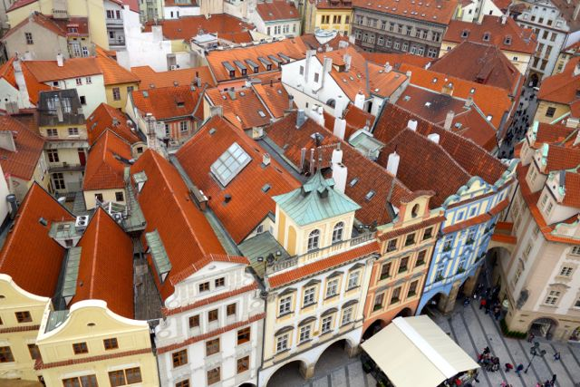 How to see Prague's Old Town in a day