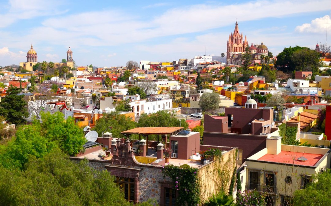 Best places to stay in San Miguel de Allende