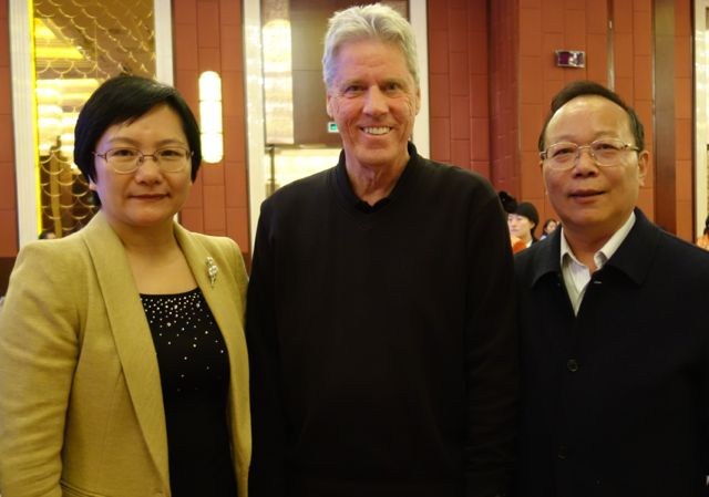 Chengde China mayor-secretary-Stephen Henson
