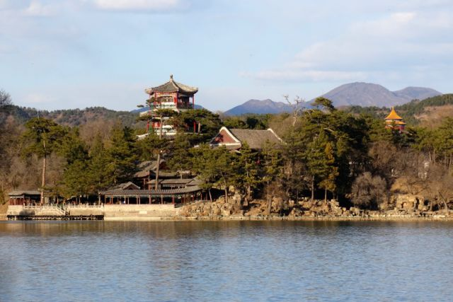 China Chengde Mountain Resort