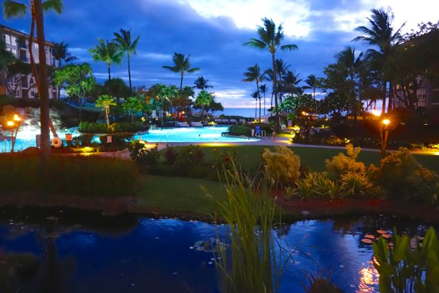 Westin Kaanapali Ocean Resort Villas Maui Hawaii