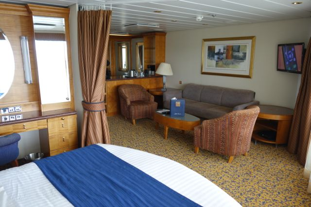 Royal Caribbean Serenade of the Seas Grand Suite