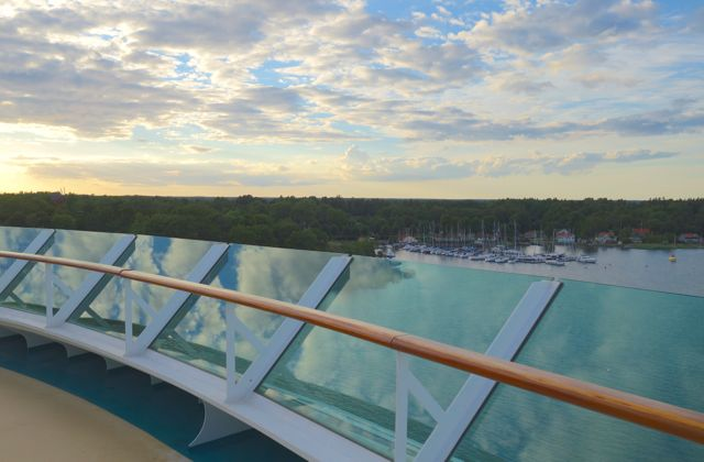 8 reasons to cruise upscale
