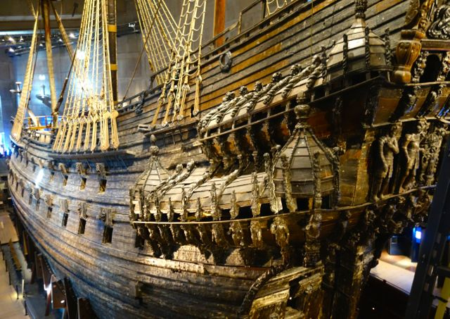 History comes alive at Sweden's Vasa Museum