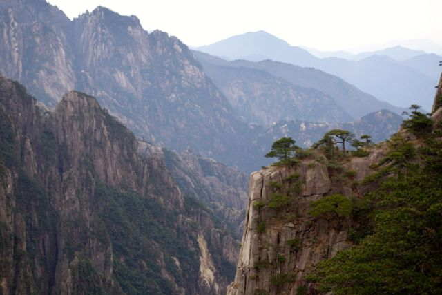 Huangshan, China's mountain gem