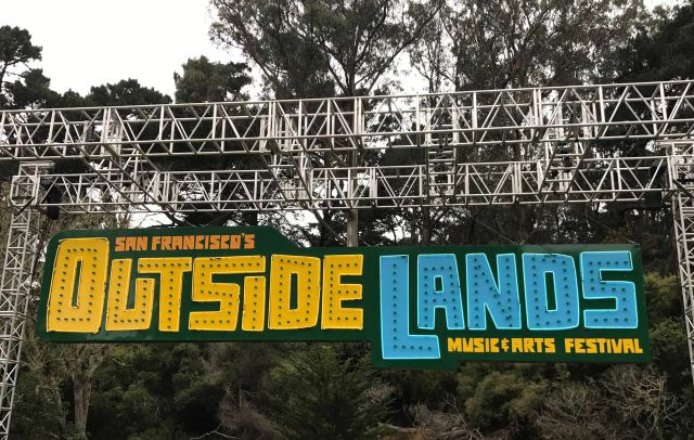 Outside Lands San Francisco